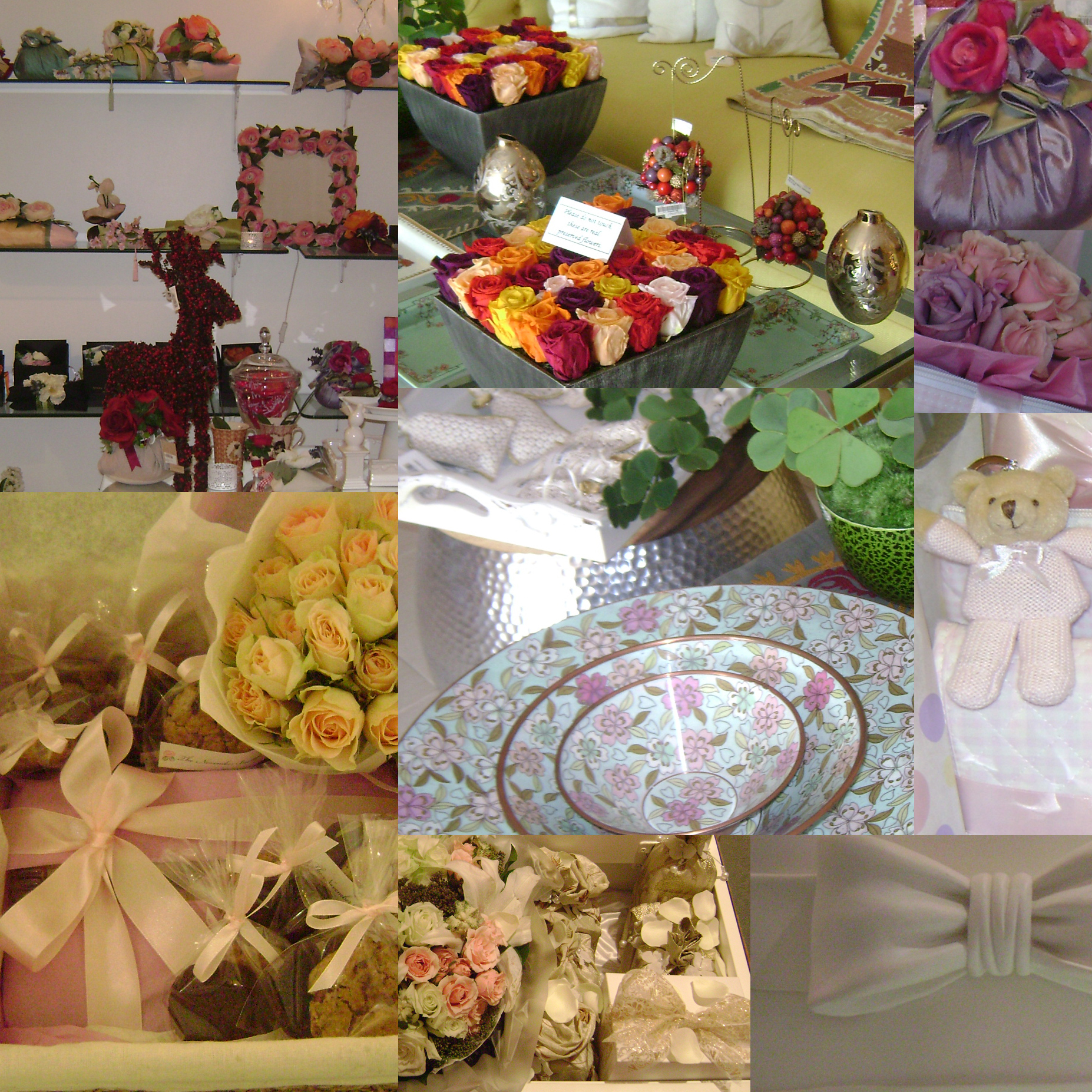 Items and Gift Baskets