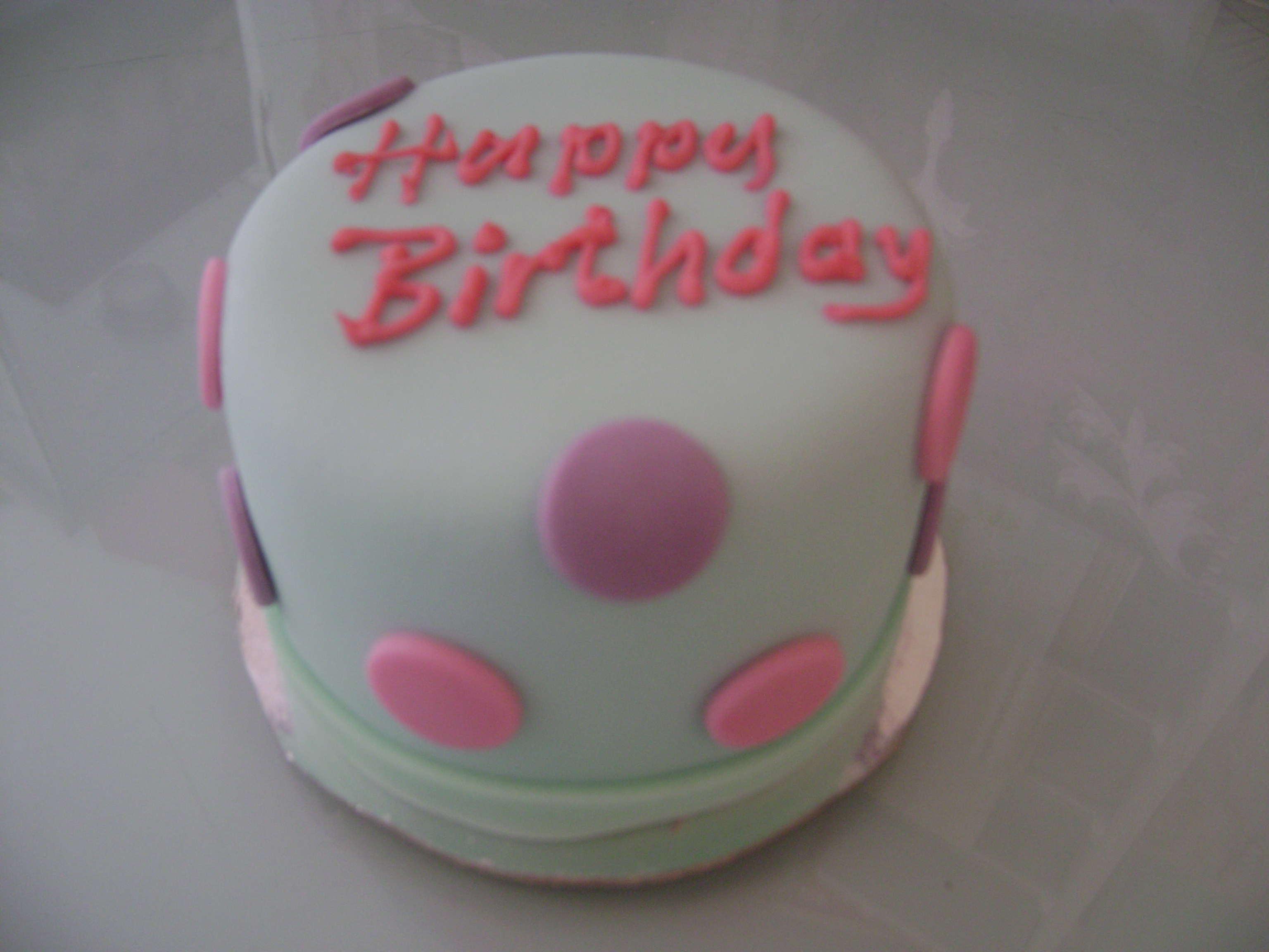 Individual Birthdayspecial Occasion Cakes For The Officeparties