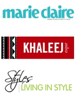 Marie Claire - Khaleej - Living in Style