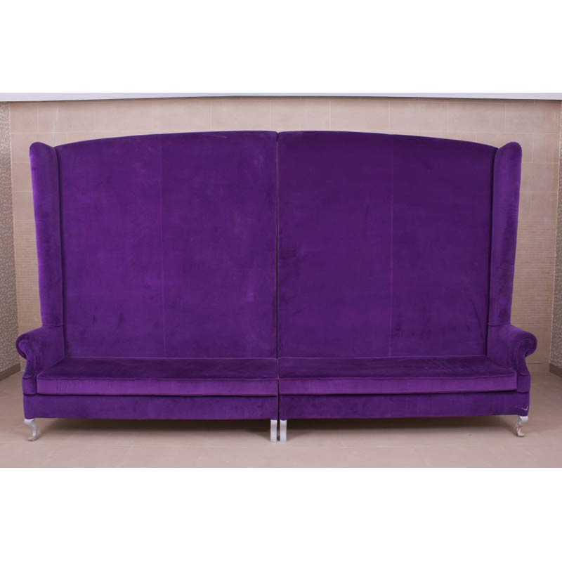 High Back Sofa   Double | Simply November Rentals | The ...